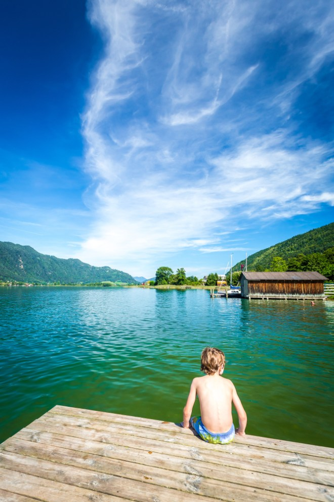 Osojsko jezero (Ossiacher See)