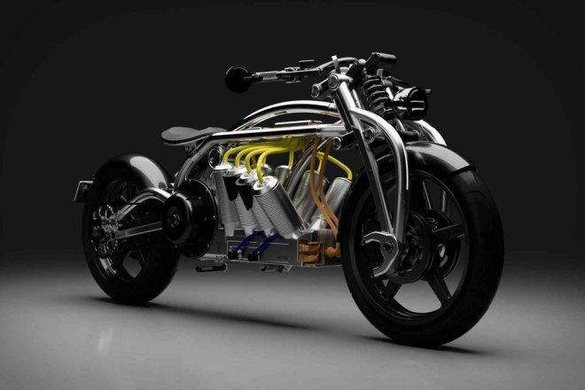 Curtiss Zeus Radial V8