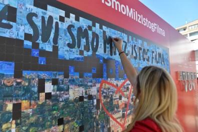 Nesvakidašnji poklon publike Sarajevo Film Festivalu_Najveće Srce u Sarajevu (1)
