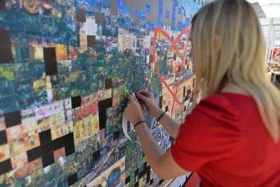 Nesvakidašnji poklon publike Sarajevo Film Festivalu_Najveće Srce u Sarajevu (6)