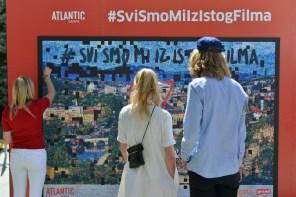 Nesvakidašnji poklon publike Sarajevo Film Festivalu_Najveće Srce u Sarajevu (9)
