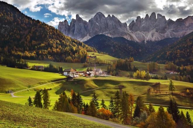 Santa Maddalena (Dolomiti), Italija