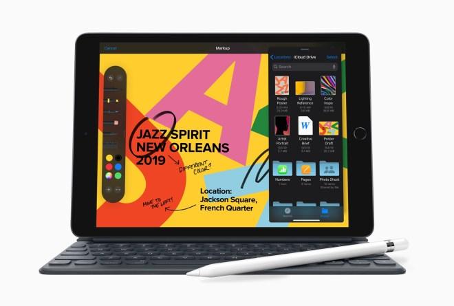 Novi iPad 7 in iPadOS