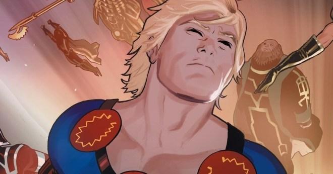 Filmsko adaptacijo bodo dobili tudi Marvelovi nesmrtni junaki The Eternals.