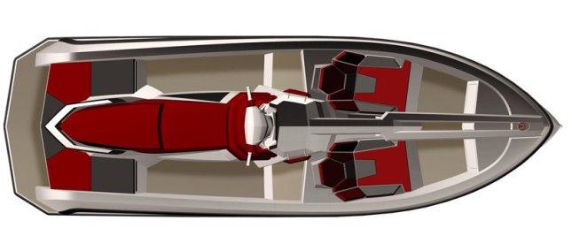 Vanquish Yachts Vanqraft VQ16