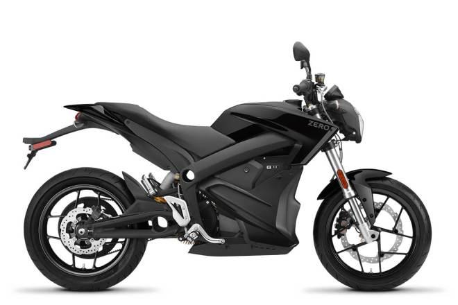 Motocikel Zero SR