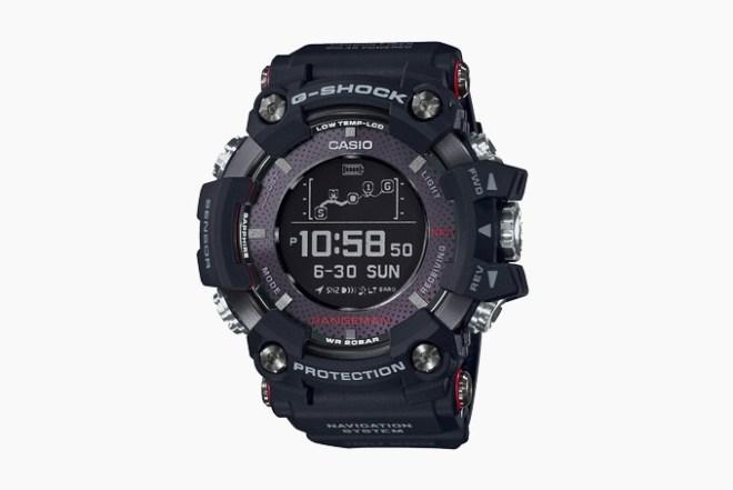 Casio G-Shock Rangeman