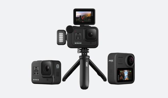 GoPro Hero8 Black in Hero Black, ter dodatki