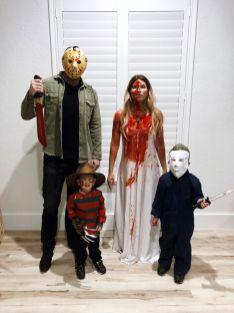 Jason Voorhees, Carrie Freddy Krueger in Michael Myers
