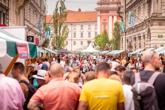 Martinovanje v Ljubljani (foto: Ljubljanska vinska pot)