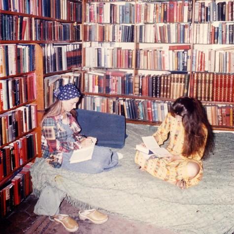 """Tumbleweeds"" v knjigarni Shakespeare and Company"
