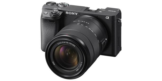 Fotoaparat Sony Alpha 6400