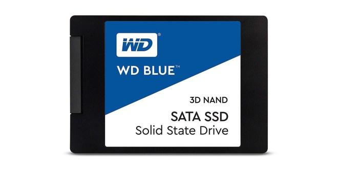 SSD trdi disk WD Blue