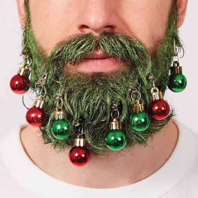 Christmas Beard Kit