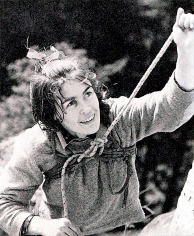 Poljska alpinistka Wanda Rutkiewicz