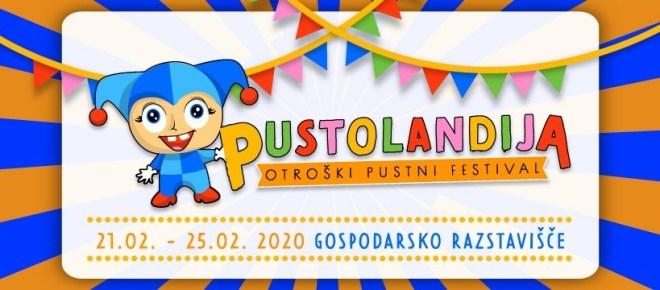 Na Gospodarsko razstavišče prihaja Pustolandija 2020.
