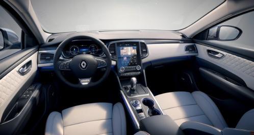 Prenovljeni Renault Talisman