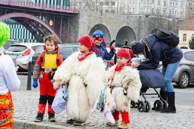 Pust Vetrinjski!: (Fl)etno družinsko pustovanje 2020 (Foto: Domen Rupnik)