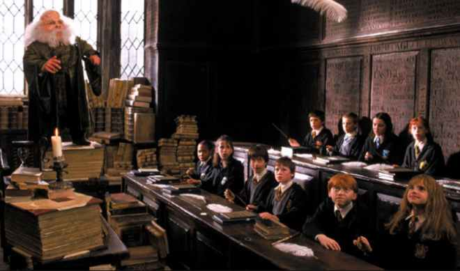 Prijavite se v Hogwarts Is Here in začnite z učnimi urami!