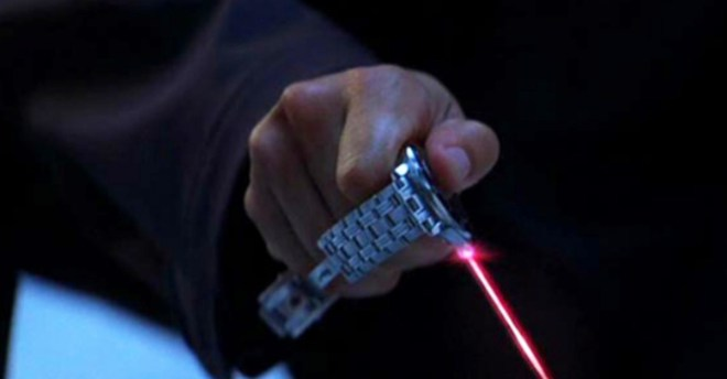 Ročna laserska ura