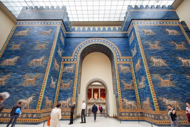 Pergamonmuseum v Berlinu