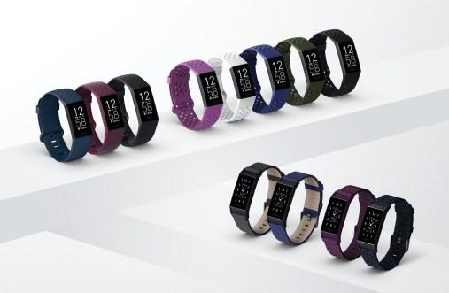 Pametne zapestnice Fitbit Charge 4