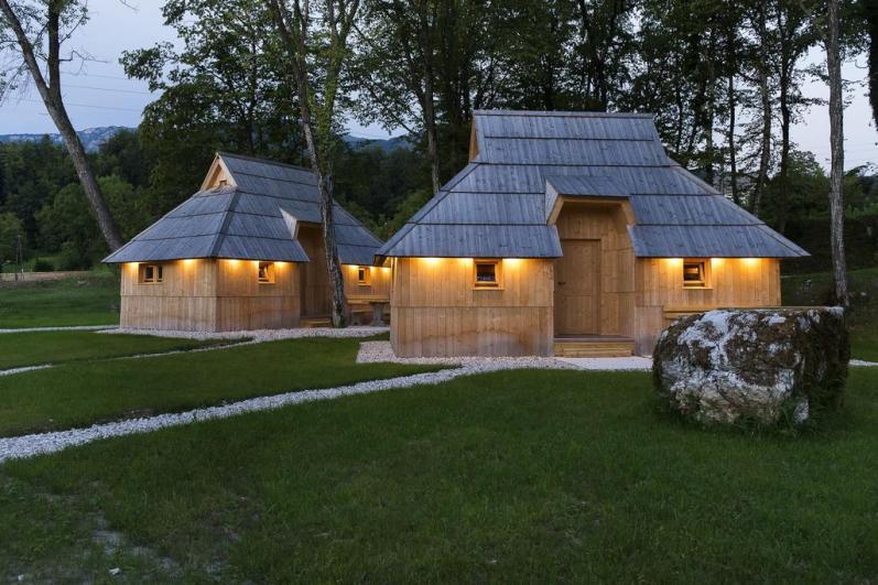 Slovenia Eco resort (Foto: Booking.com)