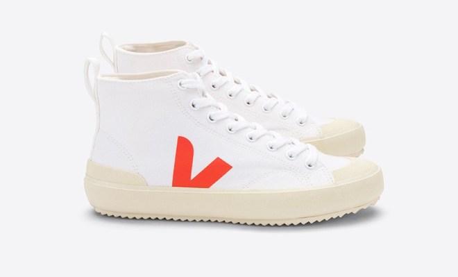 Veja Unisex: platneni veganski čevlji