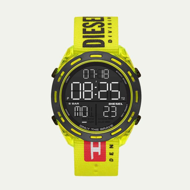 DIESEL Crusher DZ1895 Digital Watch