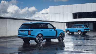 Range Rover / 50 let