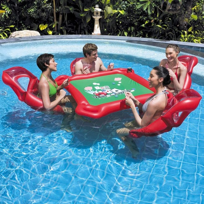 Poker na vodi