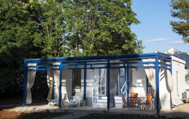 Port 9 Camping (foto: booking.com)