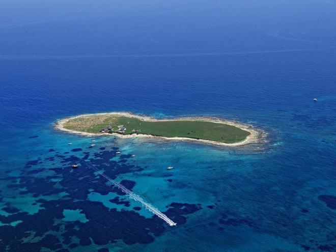 Zasebni otok Levan (Foto: Booking.com)