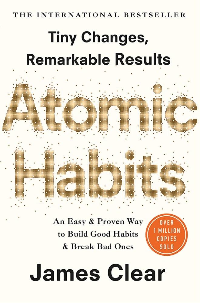 Atomic Habits (avtor James Clear)