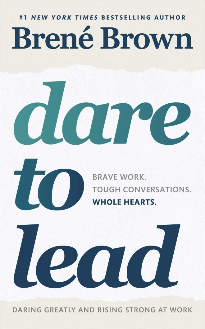 Dare to Lead (avtor Brené Brown)