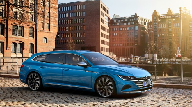 Novi Volkswagen Arteon Shooting Brake
