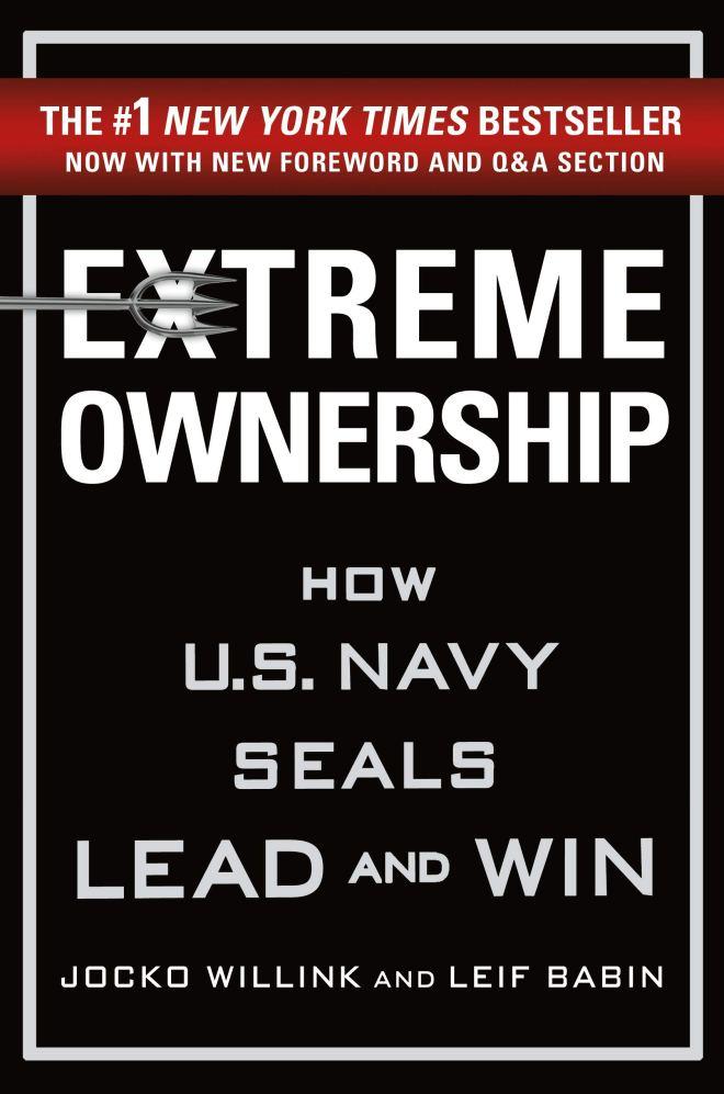 Extreme Ownership (avtor Jocko Willink and Leif Babin)