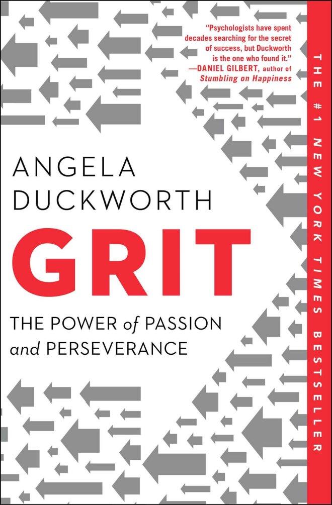 Grit (avtor Angela Duckworth)