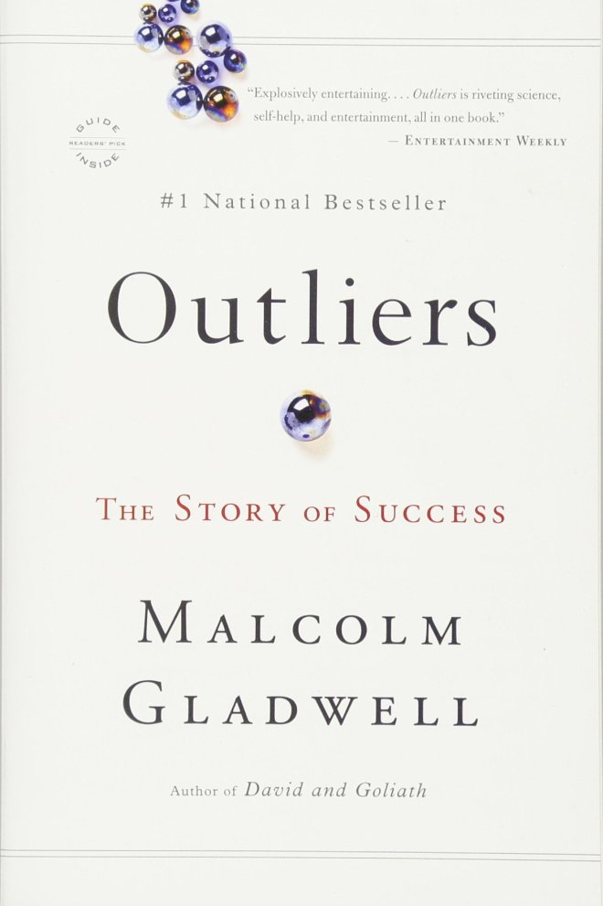 Outliers (avtor Malcolm Gladwell)