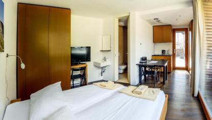 Hotel Sanje ob Soči (Foto: Booking.com)