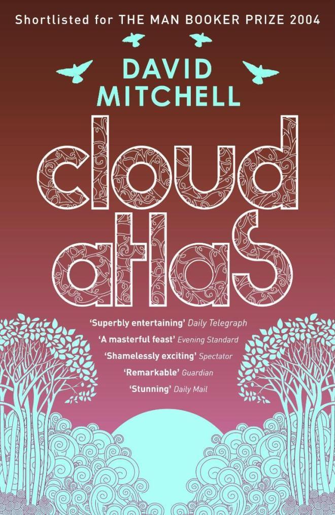 Atlas oblakov (Cloud Atlas), David Mitchell