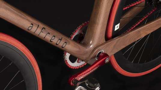 Alfredo Wooden Bicycles N27 Comfort