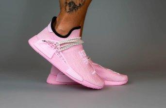 Pharrell x adidas NMD HU Pastel Pack