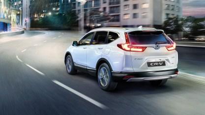 3. mesto: Honda CR-V