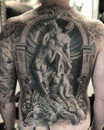 Genialne tetovaže švedskega tetoverja