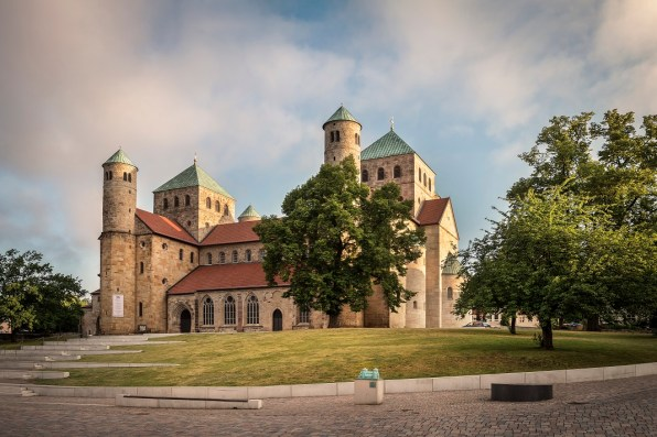 Hildesheim, cerkev sv. Mihaela, Unescova svetovna dediščina © Lookphotos/ Günther Bayerl