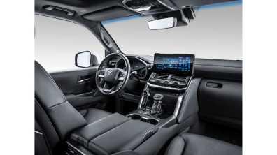 Toyota Land Cruiser LC300, foto: newsroom.toyota.eu
