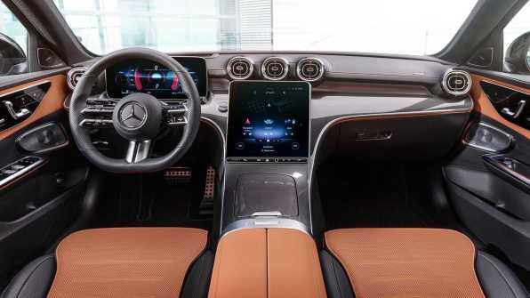 Mercedes-Benz C, foto: media.daimler.com