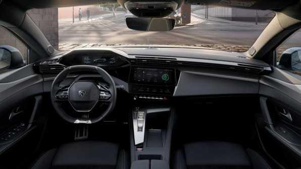 Peugeot 308 SW, foto: int-media.peugeot.com