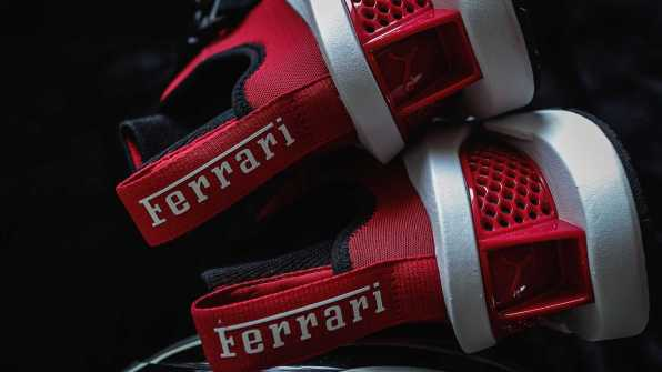 Ferrari ION F by Puma; foto: about.puma.com